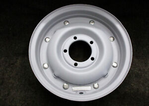 Original Combat Rim Assembly (Show) -  Ford GPW Willys MB WWII Military Jeep