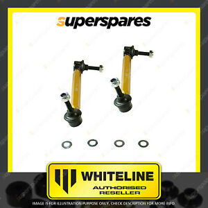 Whiteline Front Sway bar link for FORD LASER KN KQ 3/1999-8/2002 Premium Quality