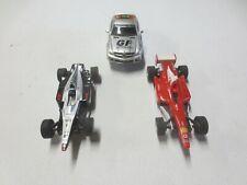 Carrera Go Ferrari F1 + Mercedes F1 + Safety-car Mercedes mit funkt.Blinklicht