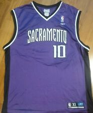 NBA Reebok Sacramento Kings Mike Bibby Jersey  Size XL former grizzlies knicks
