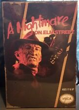 NECA Freddy Krueger Nightmare On Elm Street 8-Bit NES Game Figure MIB SEALED
