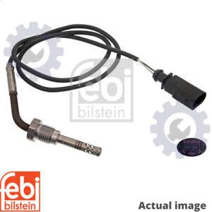 NEW EXHAUST GAS TEMPERATURE SENSOR FOR AUDI A4 8EC B7 BVA BRD FEBI BILSTEIN