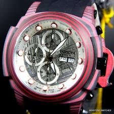 Invicta Reserve Carbon Meteorite Swiss Made Sellita SW500 Automatic Watch New