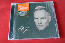 Sting Sacred Love Promo Sticker Canada Import 2003 Original CD NEW SEALED