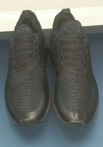 Nike Air Max 270 Women US Size 8 BLACK