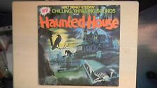 Chilling, Thrilling, Sounds of the HAUNTED HOUSE Walt Disney Studios' LP 1979