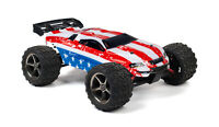 Custom Body USA Flag for Traxxas 1:16 E-Revo Truck Car Shell Cover 1/16 Mini