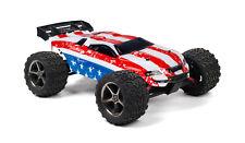 Custom Body USA Flag for Traxxas 1:16 E-Revo Truck Car Shell Cover 1/16 Mini