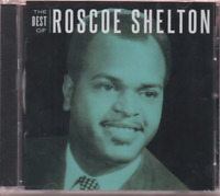 ROSCOE SHELTON The Best Of NEW & SEALED SOUL R&B CD 60s - Northern (Sunset Blvd)