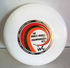 Wham-O 1979 The World Frisbee Championship 165 Gram 40 Mold NEW