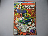 The Avengers #205 (1981, Marvel)