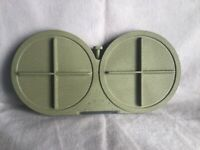 16mm Military film magazine for Bell & Howell Filmo seventy camera   NOS.