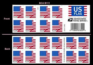 US 5263a Flag forever booklet BCA B111 (20 stamps) MNH 2018