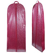"GoalWinners 72"" Shower Proof Wedding Dress Cover Long Prom Garment Clothes Bags"