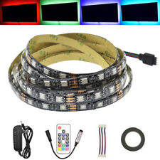 LED strip light TV Kit for 46-70in TV HDTV Backlight Bias Lighting RF Control