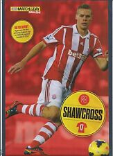MOTD-POSTER 2013/14-STOKE CITY & ENGLAND-ROYAL ANTWERP (LOAN) -RYAN SHAWCROSS
