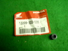 HONDA XL350 XL125 CB400 CB550 TL250 GENUINE NOS VALVE STEM SEAL