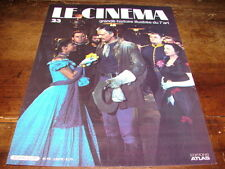 JOHN WAYNE & JOANNE DRU - Mini poster COUV DE MAG LE CINEMA !!!!!!!!!