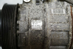 Porsche Panamera 970 Turbo GTS 4S A/C Compressor 94812601103 Denso 447150-1492