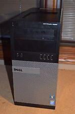 Dell OptiPlex 9020 Intel Core i7-4790 3.6GHz 16GB 160GB SSD Windows 7 Pro DVD-RW