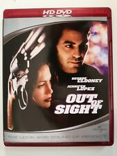 Out of Sight (Poliziesco USA 1998) HD DVD film  George Clooney, Jennifer Lopez