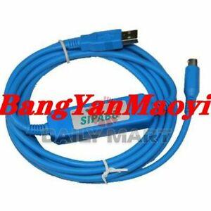 FedEx /DHL  NEW TSXPCX3030 USB Programming Cable for  Modicon TSX PCX3030 PLC