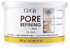 GiGi 0342 Pore Refining Facial Wax is gentle 3-in-1 facial hard wax  14oz. ***