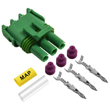 GM Delphi 1 Bar Map Sensor Connector Kit  Genuine Delphi Components Motec AEM