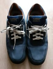 Rockport 7100 ProWalker Limited Edition Trainers Mens Navy Suede used size 9