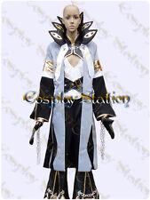 Ragnarok Onlin Male Warlock Cosplay Costume_commission692