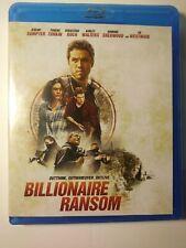 Billionaire Ransom Blu-ray 2016 NEW & SEALED