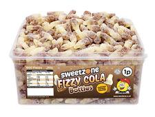 Sweetzone MINI COLA BOTTLES  600PCS | Halal Sweets | Very Popular