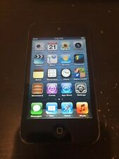 Apple iPod Touch 4th Generation 8GB - Black LCD Issue AC499
