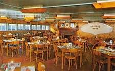 Bristol Rhode Island dining room The Lobster Pot restaurant vintage pc Z23242