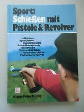 Sport: Schießen mit Pistole und Revolver Luftpistole Sportpistole ... 1992