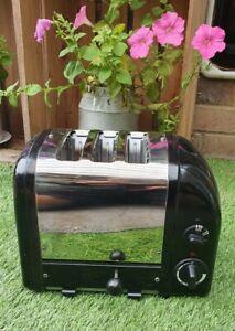 Dualit Combi 31215 3 Slice Toaster - Black & Chome