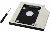 2nd 2.5 HDD SSD Caddy for Dell Inspiron 15 3521 3537 3558 3567 3576 15-5000 P51F
