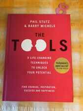 The Tools, Stutz, Phil & Michels, Barry, NEW FIRST EDITION HARDBACK
