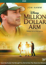 Million Dollar Arm (DVD, 2014)