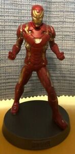 EAGLEMOSS Hero Collector Heavyweights Iron Man Metal Statue MARVEL