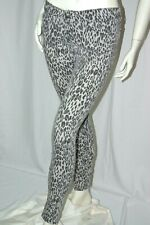 "DIVINE RIGHTS OF DENIM Women Pants Animal Prints Size 26"" Waist"