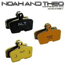 N&T SRAM Guide RE Code R Code RSC Semi Metallic Ceramic Sintered Disc Brake Pads