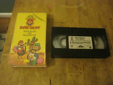 Super Mario Bros Show Butch And Luigi Kid - VHS