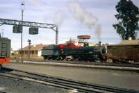 PHOTO  SOUTH AFRICAN RAILWAYS A CLASS 11 2-8-2 AT ROSMEAD THERE WERE 36 CLASS 11