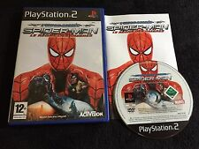 PS2 : SPIDERMAN L'UNION SACREE LE REGNE DES OMBRES