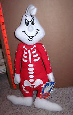 """GHOSTLY TRIO Casper Ghost plush doll NWT toy 2004 Harvey cartoon Stretch 16"""""""