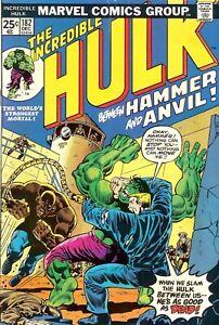 Incredible Hulk #182 VF