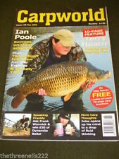 May Fishing Carp World Magazines