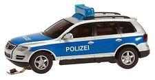"Faller 161543 VW Touareg Polizei (WIKING) H0 Car System ""Neu"""