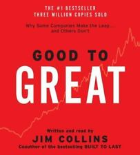 Good to Great : Why Some Companies Make the Leap... by Jim Collins - 2001 -  NEW